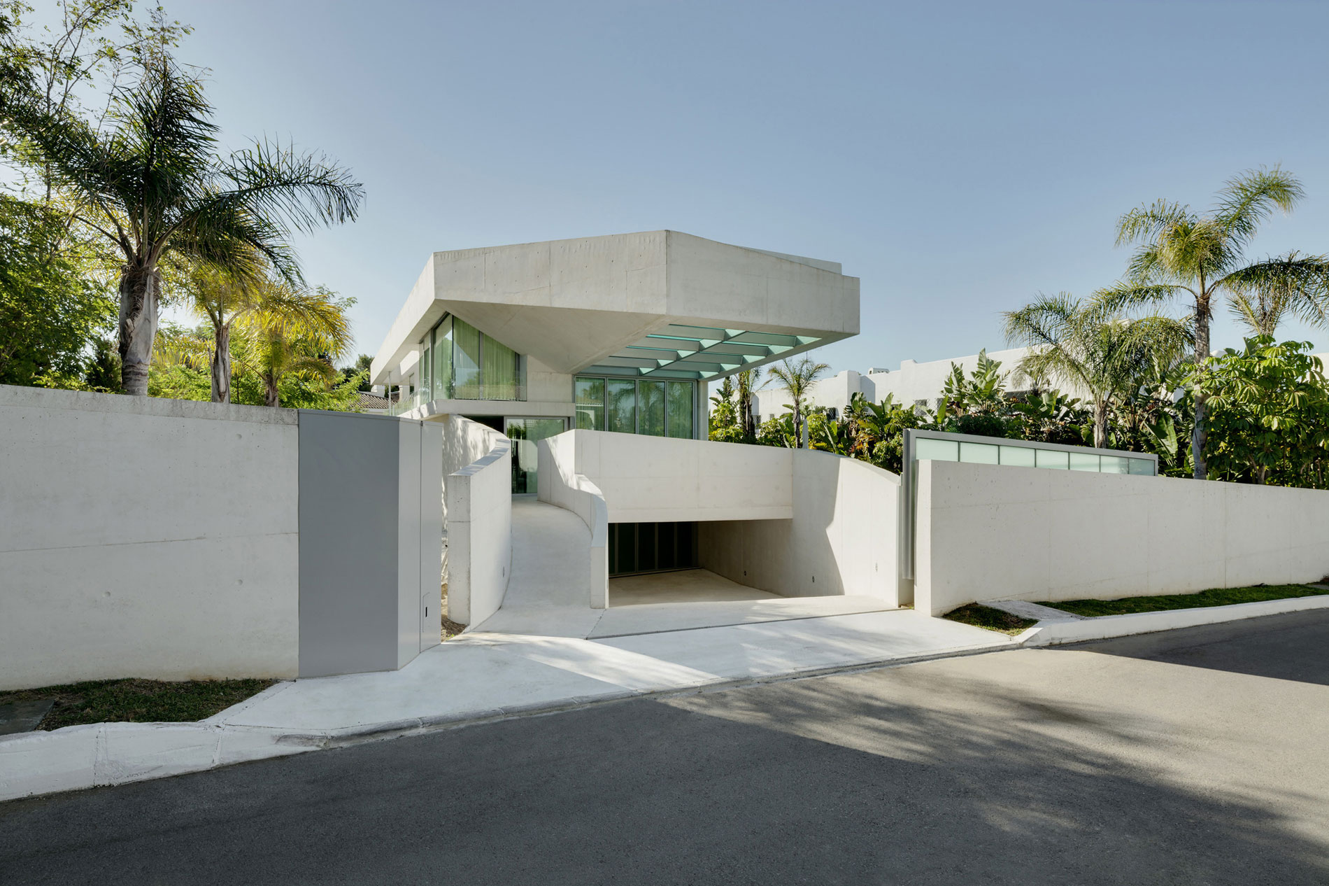 Jellyfish House by Wiel Arets Architects (1)