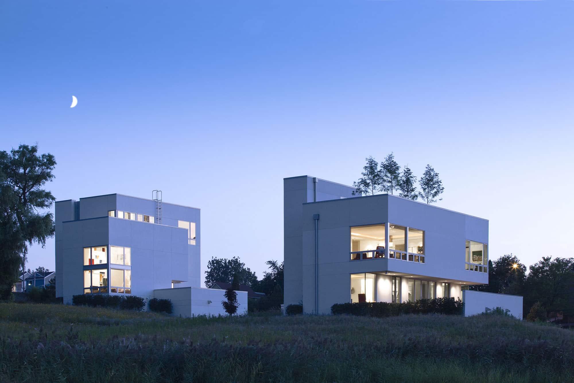 Mintz Residence By Robert Maschke Architects