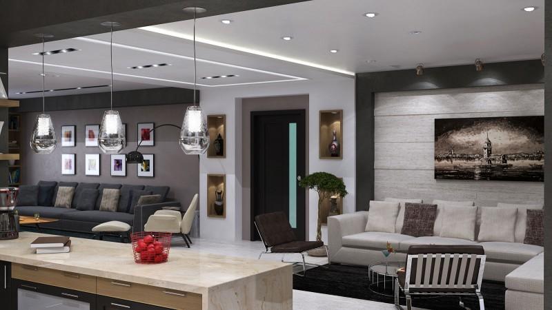Villa in Dammam by Mokhles Mohamed