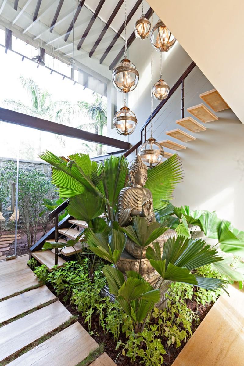 Monsoon Retreat By Abraham John Architects
