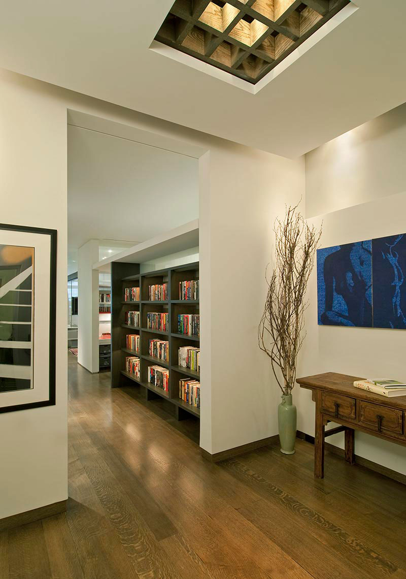 NYC Loft by Adi Gershoni Studio
