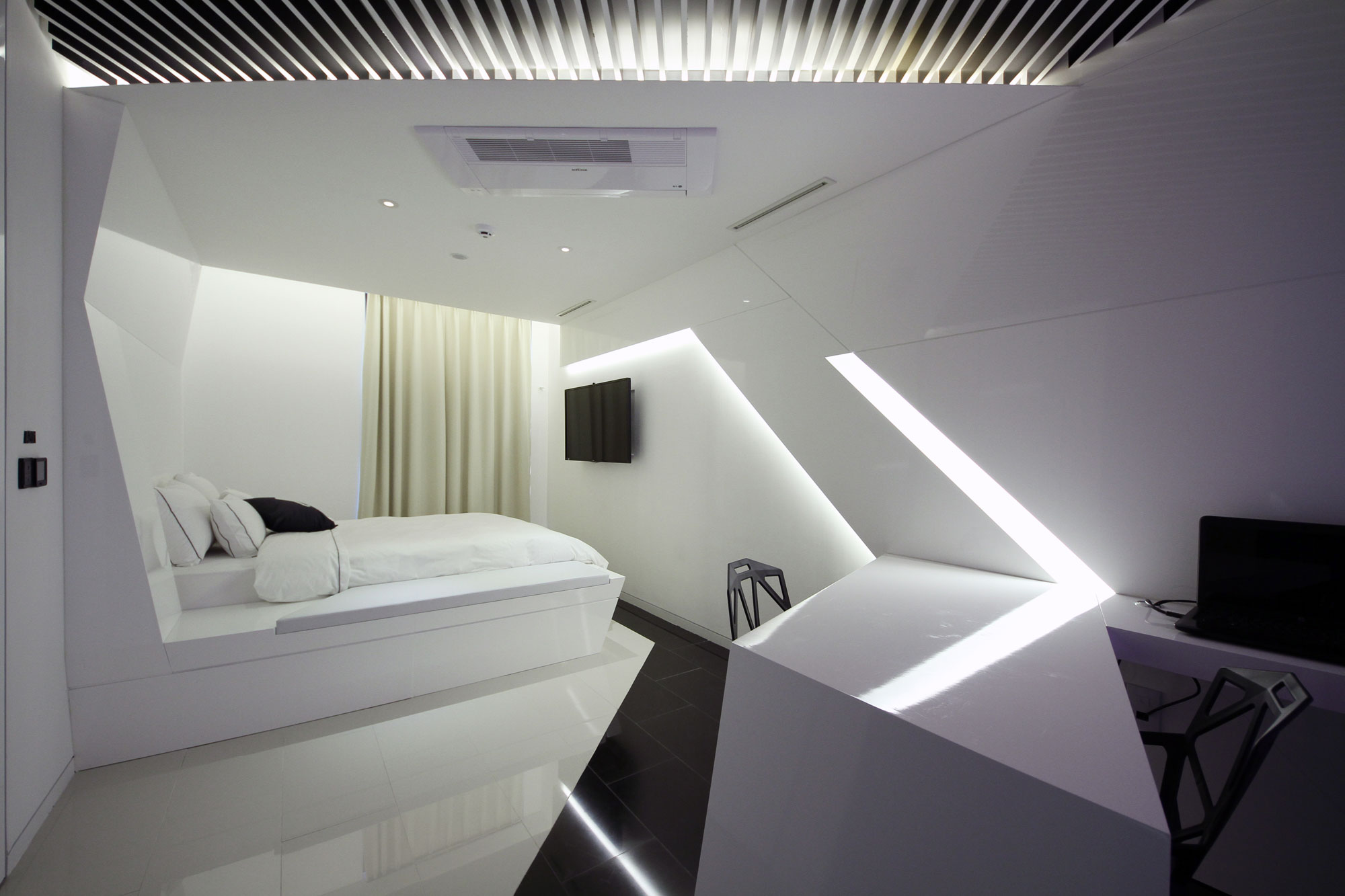 Pure crystal by seungmo lim for Pure home designs