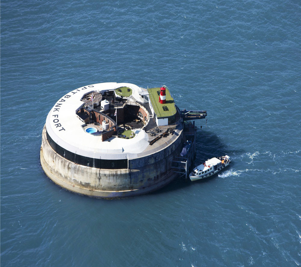 The Spitbank Fort (3)