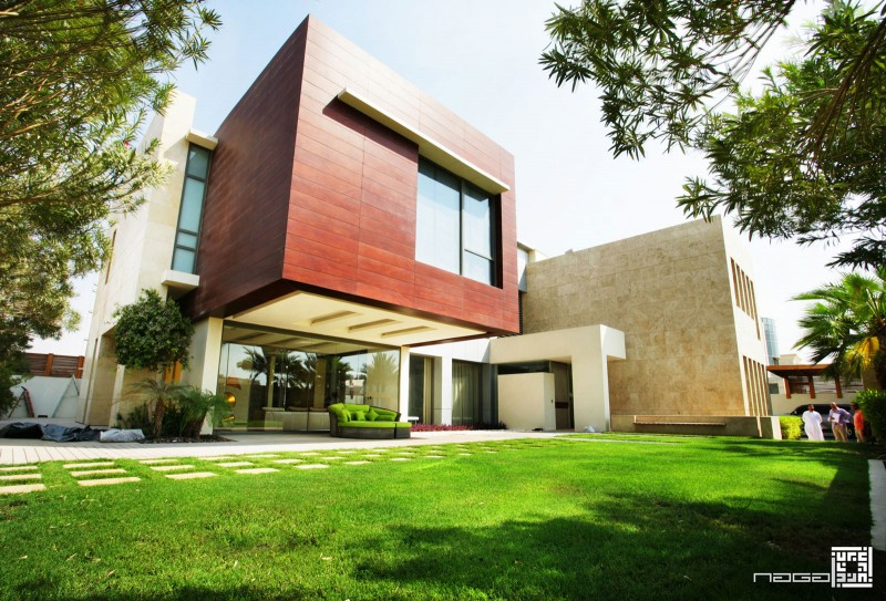 Private villa in Dubai by NAGA Architects