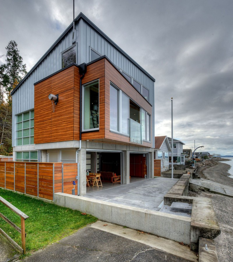The tsunami house by designs northwest architects for Architects nw