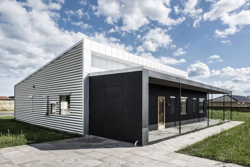 Sensational Upcycle House By Lendager Arkitekter Home Interior And Landscaping Mentranervesignezvosmurscom