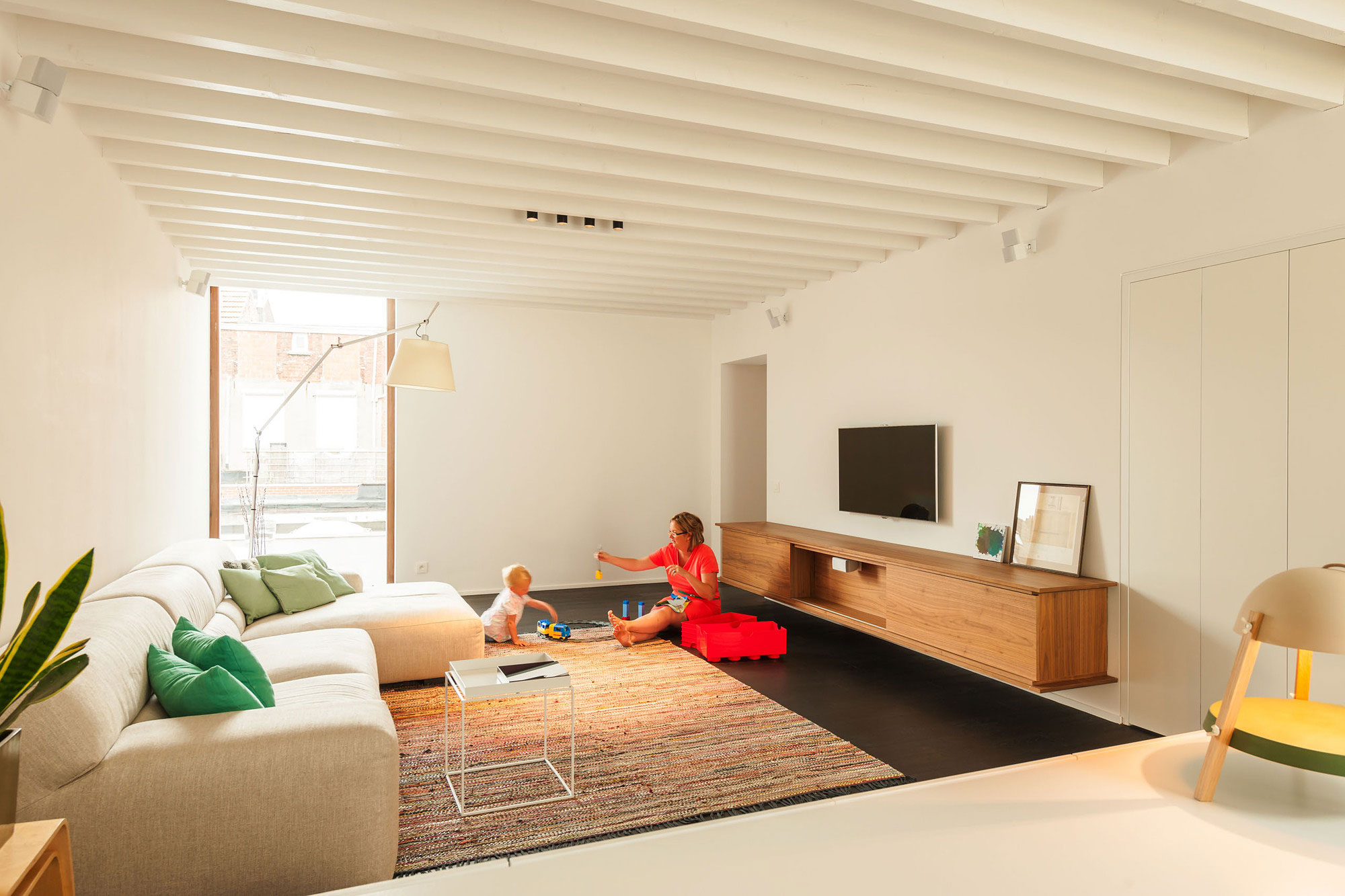 House LKS by P8 architecten