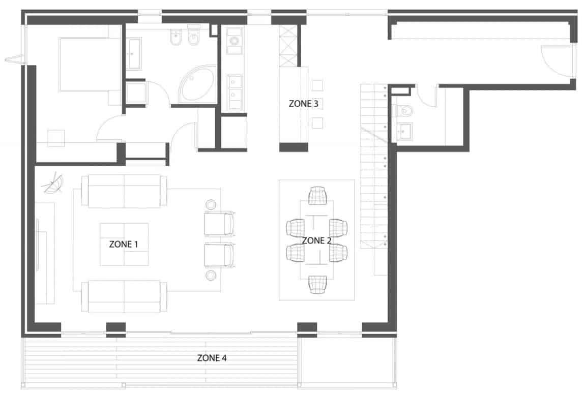 An Apartment in Belgrade by Aleksandar Savikin (25)