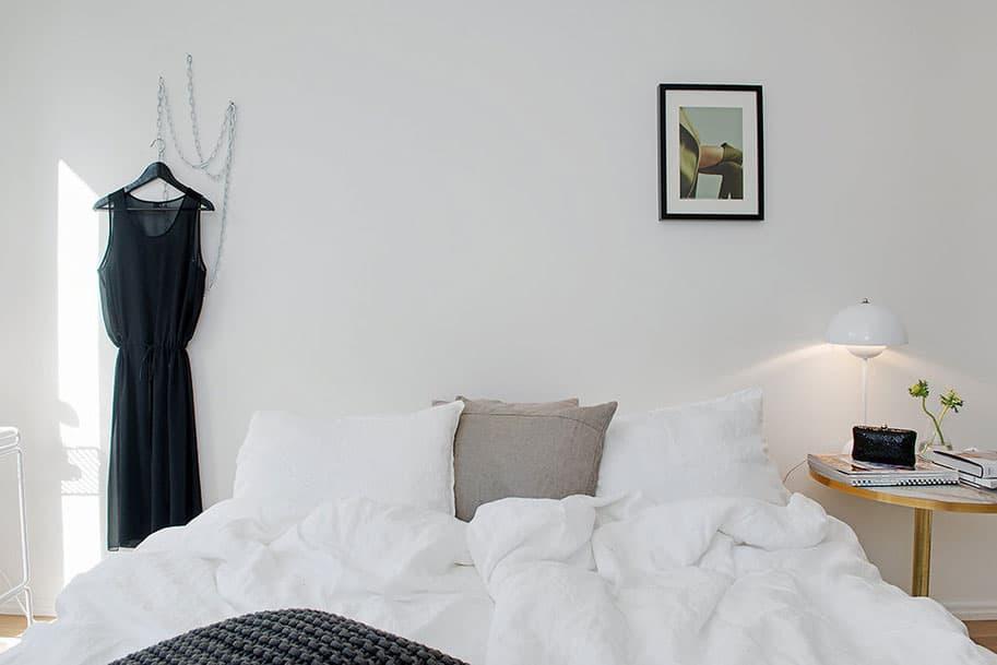 Scandinavian Design: An Apartment in Johanneberg