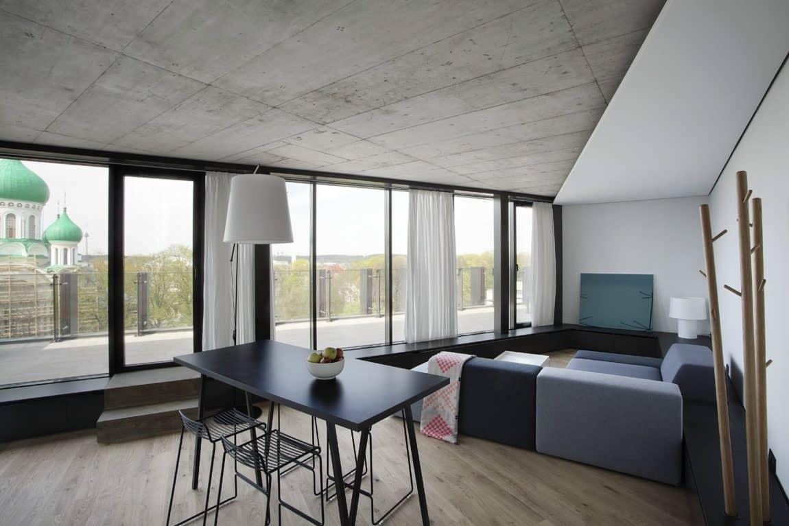 Apartment Flat in Vilnius by Inblum (1)