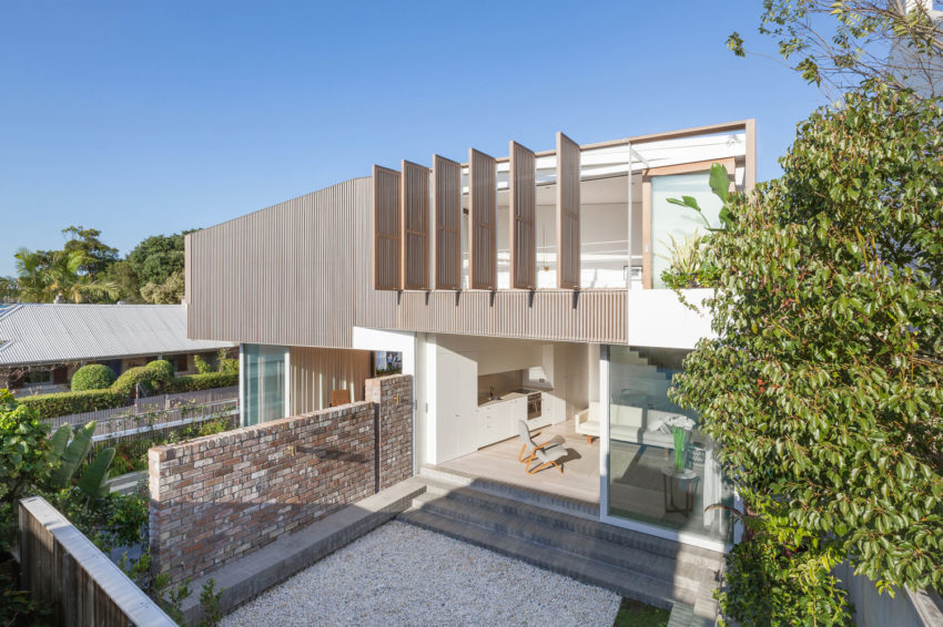 Balmain Houses by Benn & Penna Architects (2)