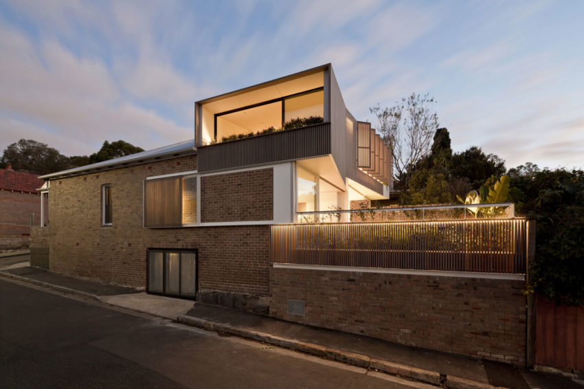 Balmain Houses by Benn & Penna Architects (11)