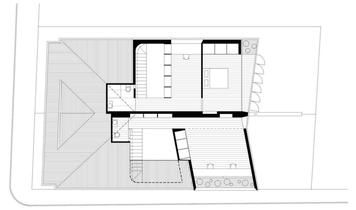 Balmain Houses by Benn & Penna Architects (13)