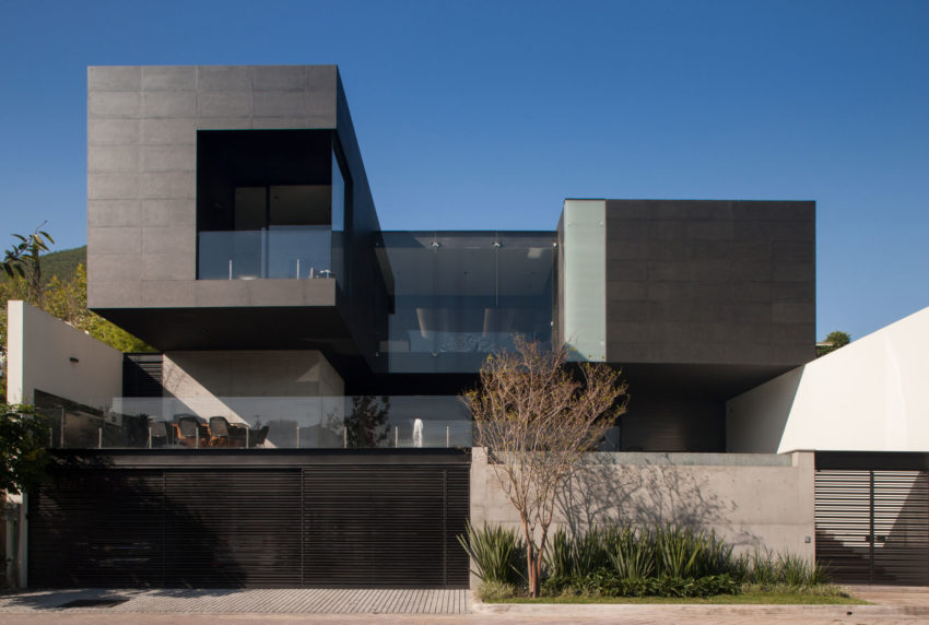 Casa CH by GLR Arquitectos (1)