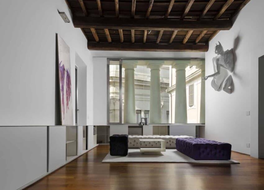 Column House by Labics (1)