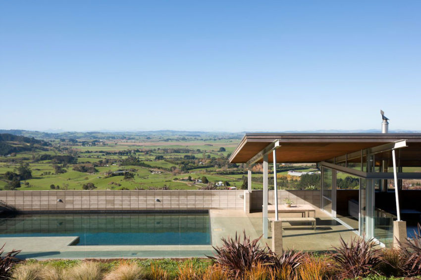 Foothills House by Strachan Group Architects (1)