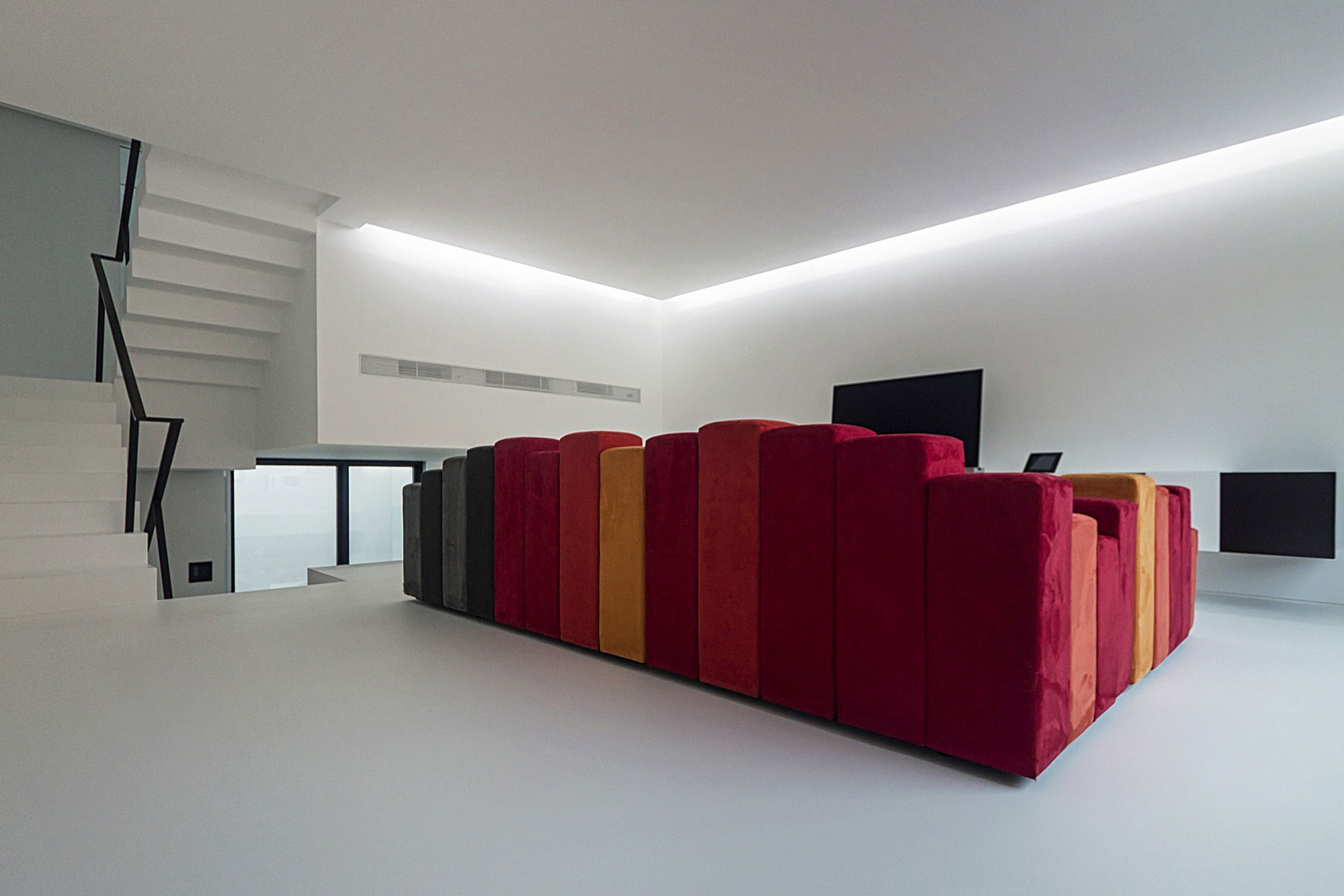 Halffloors by Pedro Brito