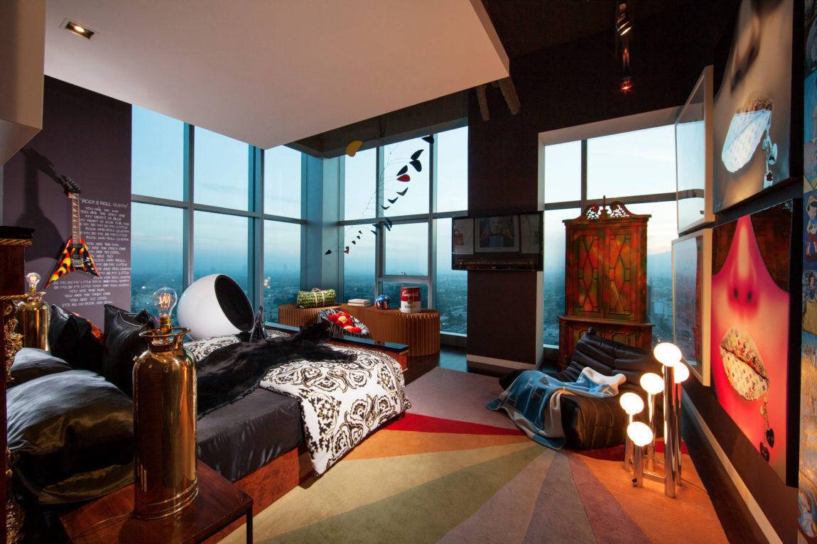 High Rise Penthouse by Maxime Jacquet (8)