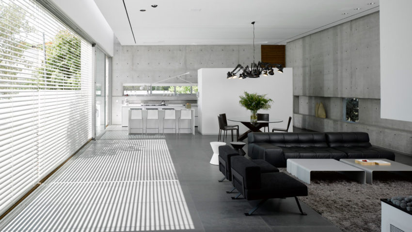 Home in Tel Aviv by Axelrod Architects (2)