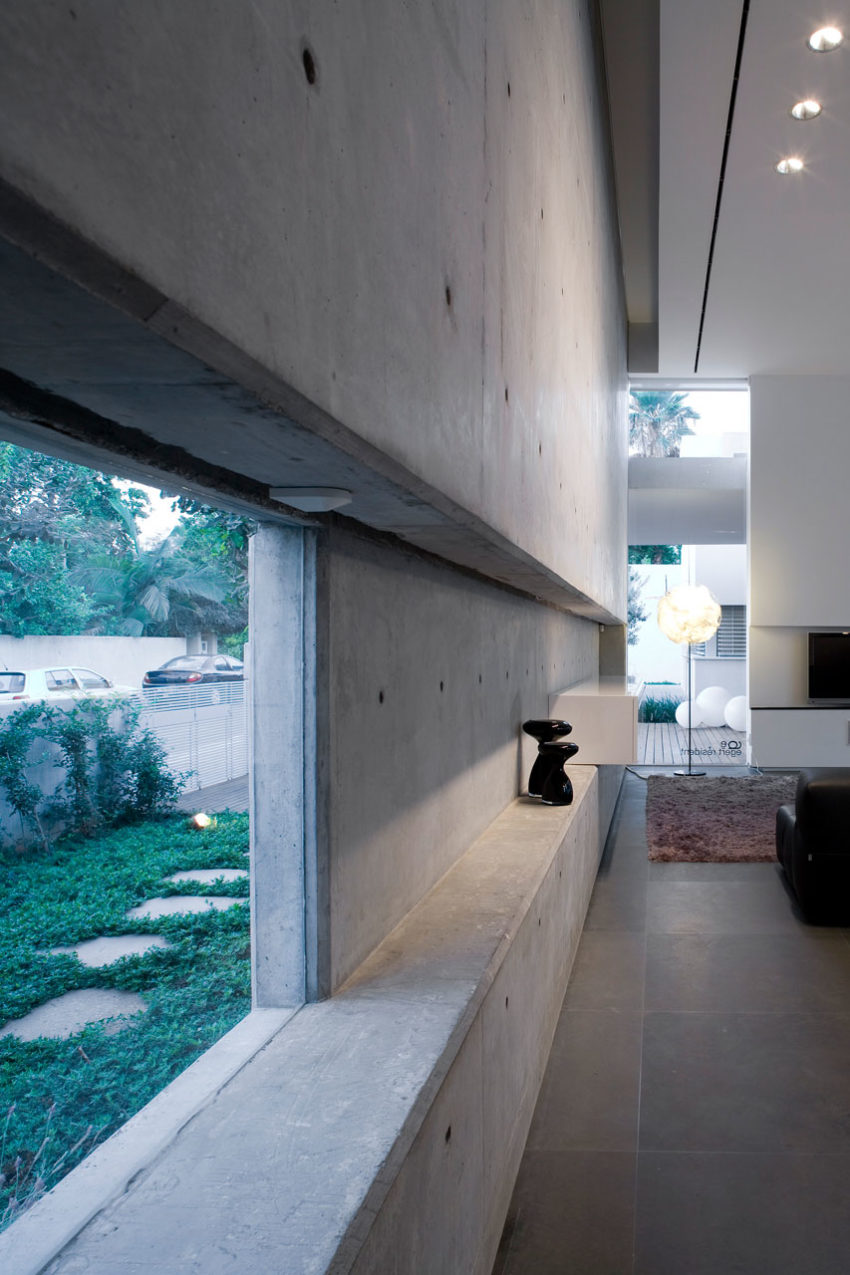 Home in Tel Aviv by Axelrod Architects (4)