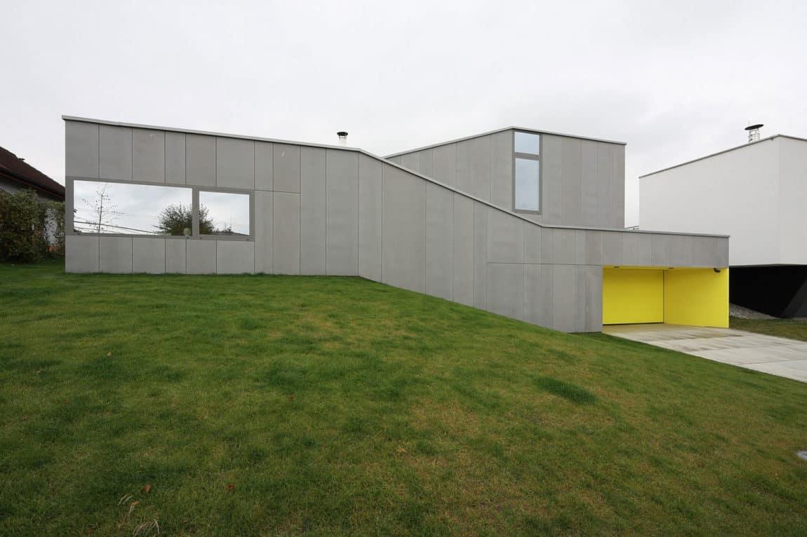 House K2 by Pauliny Hovorka Architekti (2)