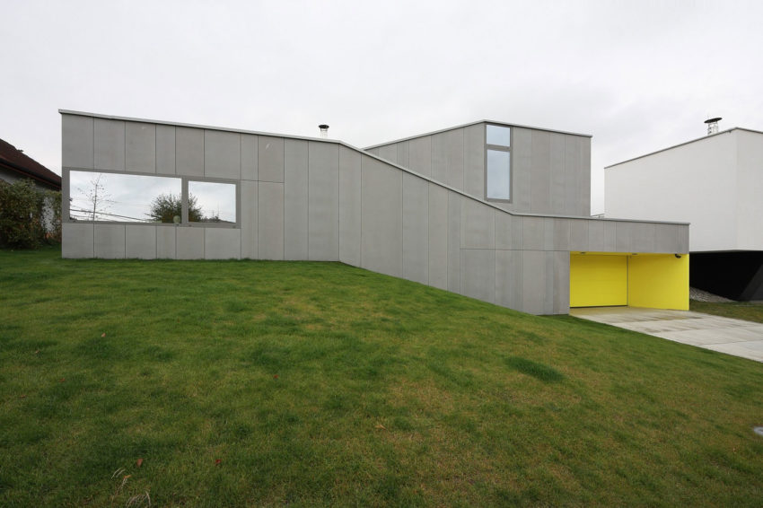 House K2 by Pauliny Hovorka Architekti (2)