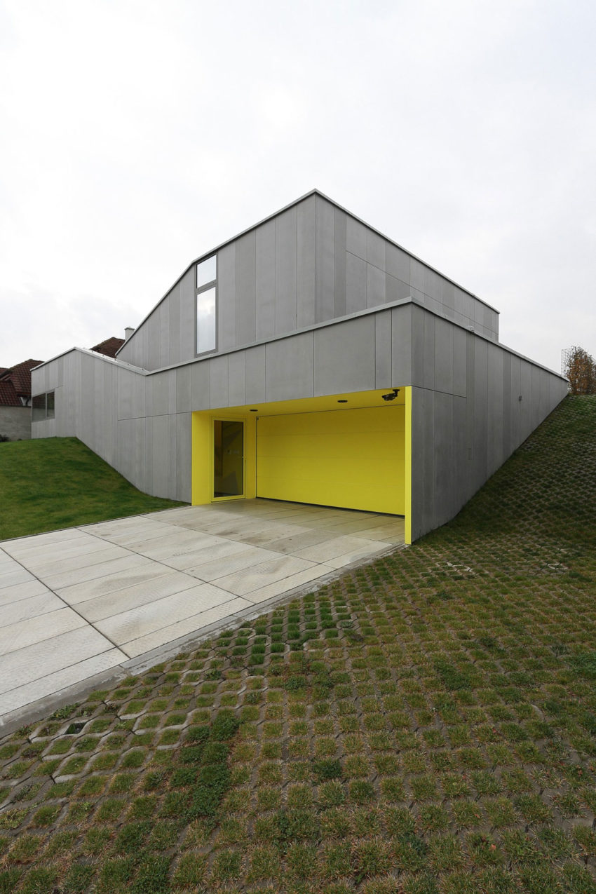 House K2 by Pauliny Hovorka Architekti (5)