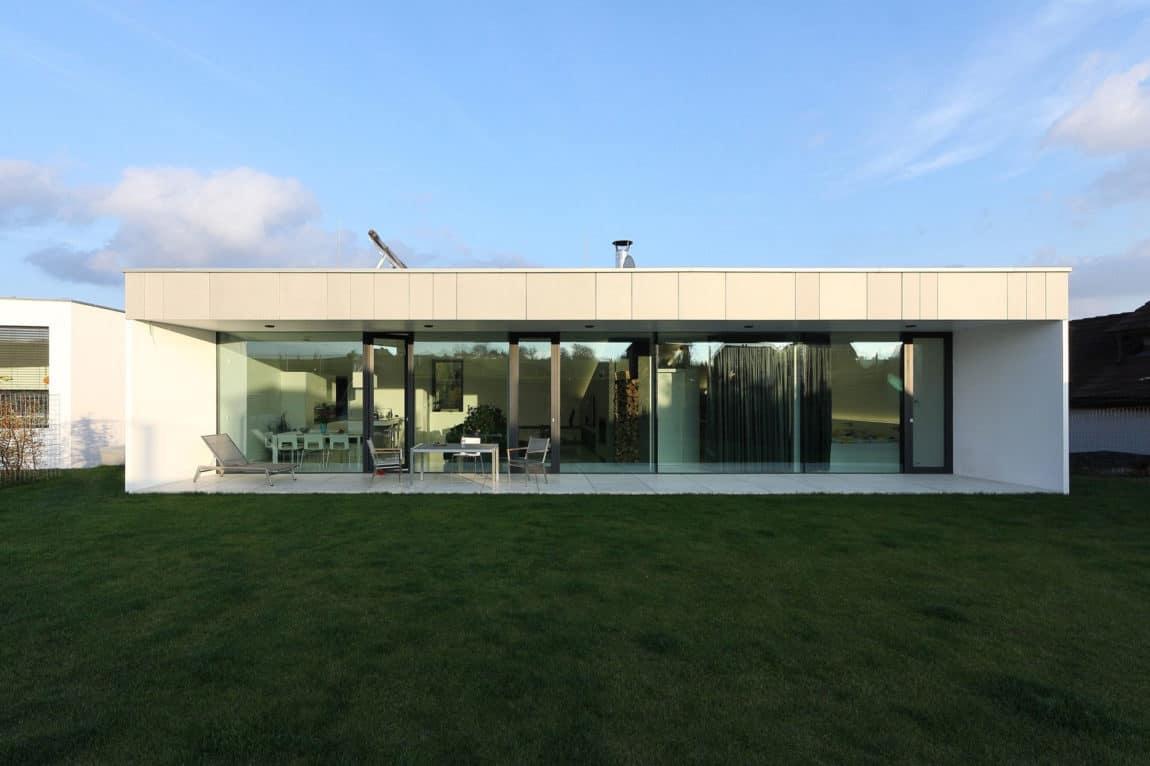 House K2 by Pauliny Hovorka Architekti (8)
