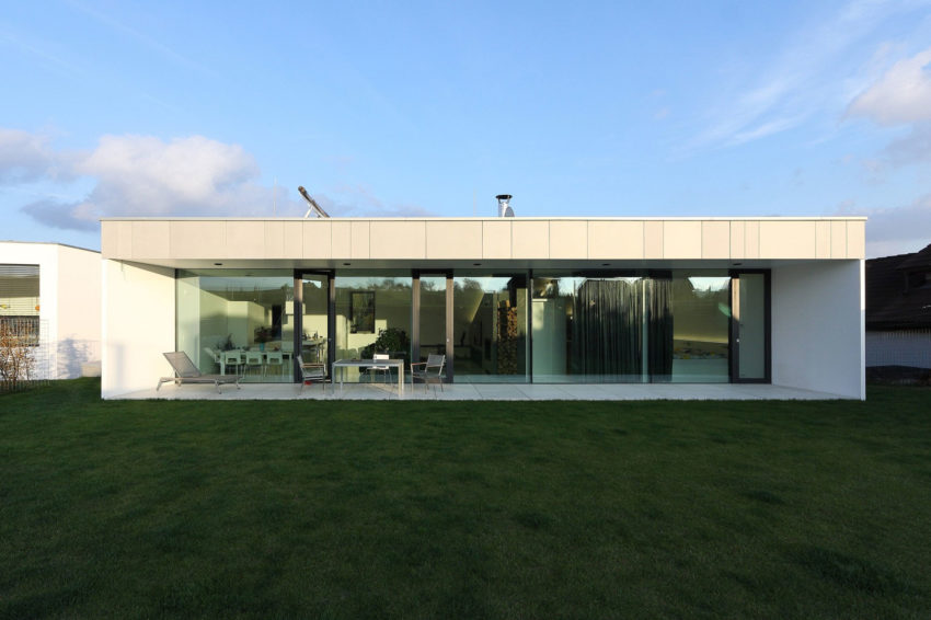 House K2 by Pauliny Hovorka Architekti (8)
