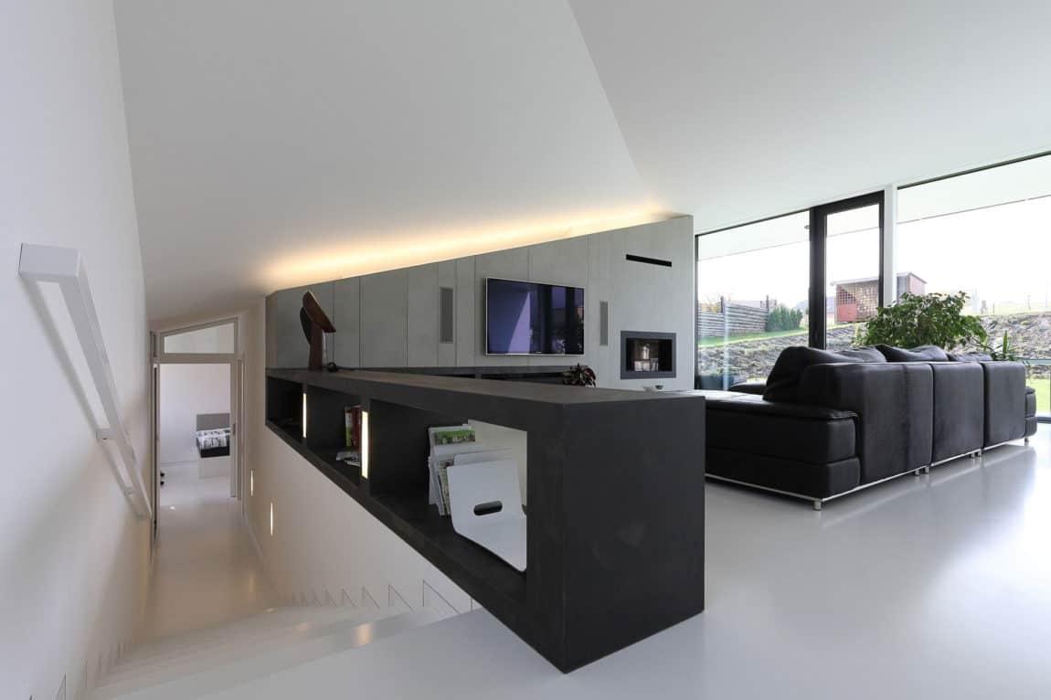 House K2 by Pauliny Hovorka Architekti (11)