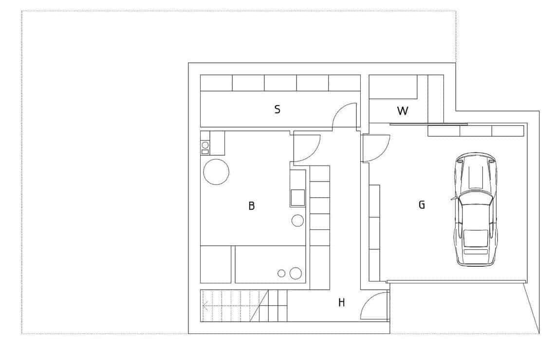 House K2 by Pauliny Hovorka Architekti (22)
