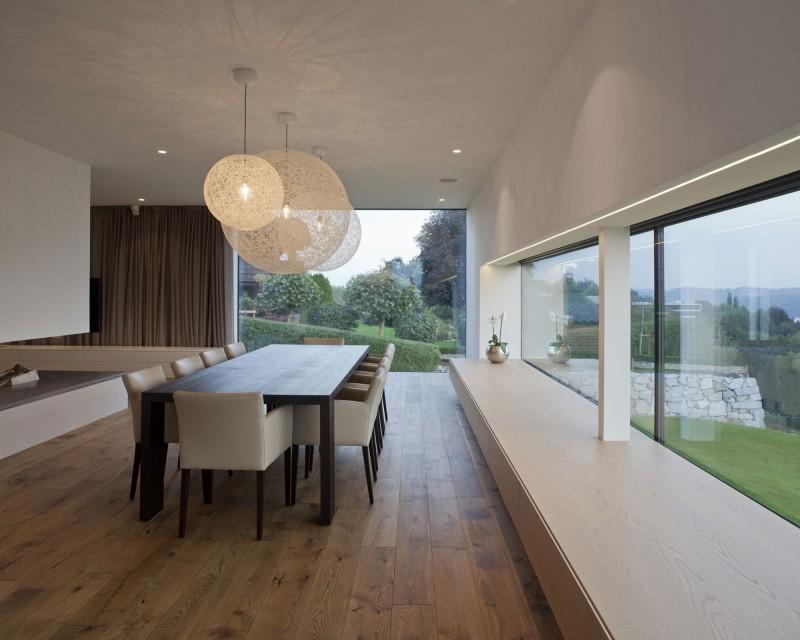 house p by frohring ablinger architekten. Black Bedroom Furniture Sets. Home Design Ideas