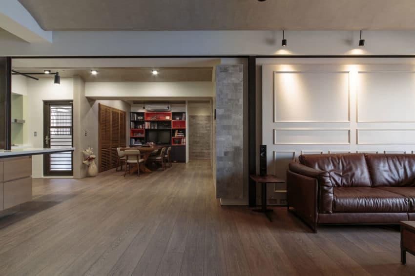 Liu Residence by PMK+designers (6)