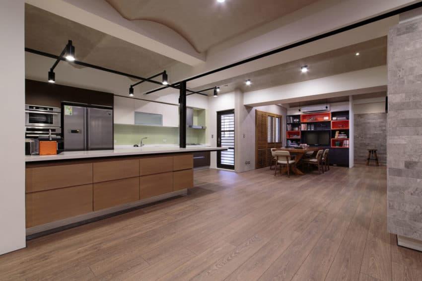 Liu Residence by PMK+designers (7)