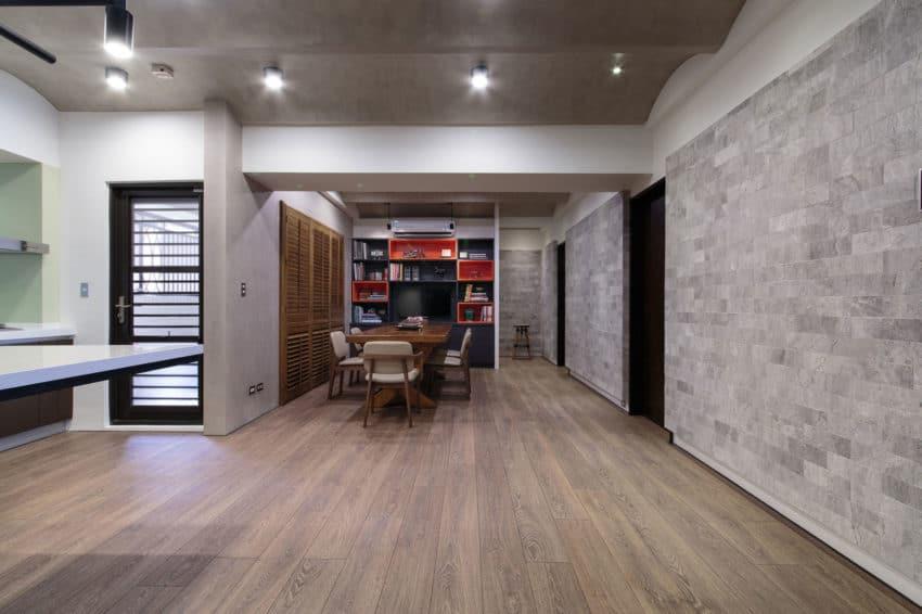 Liu Residence by PMK+designers (11)