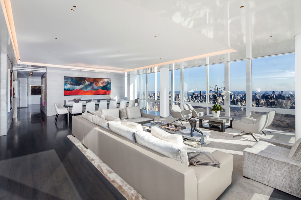 Manhattan Penthouse by Turett Collaborative Architecture (1)