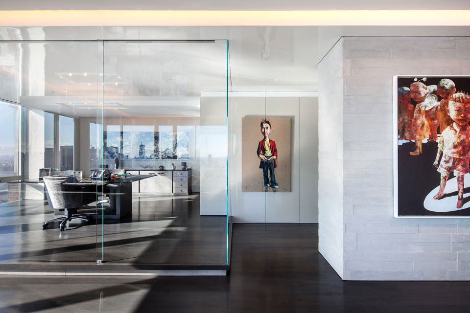Manhattan Penthouse by Turett Collaborative Architecture (3)