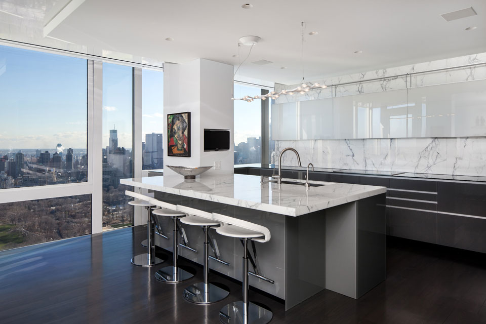 Manhattan Penthouse by Turett Collaborative Architecture (5)