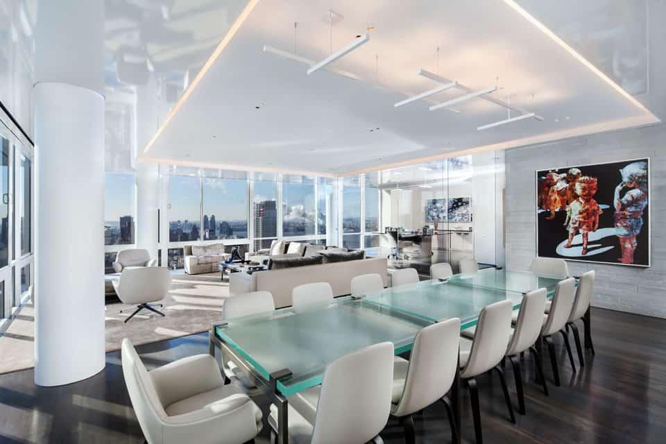 Manhattan Penthouse by Turett Collaborative Architecture (7)
