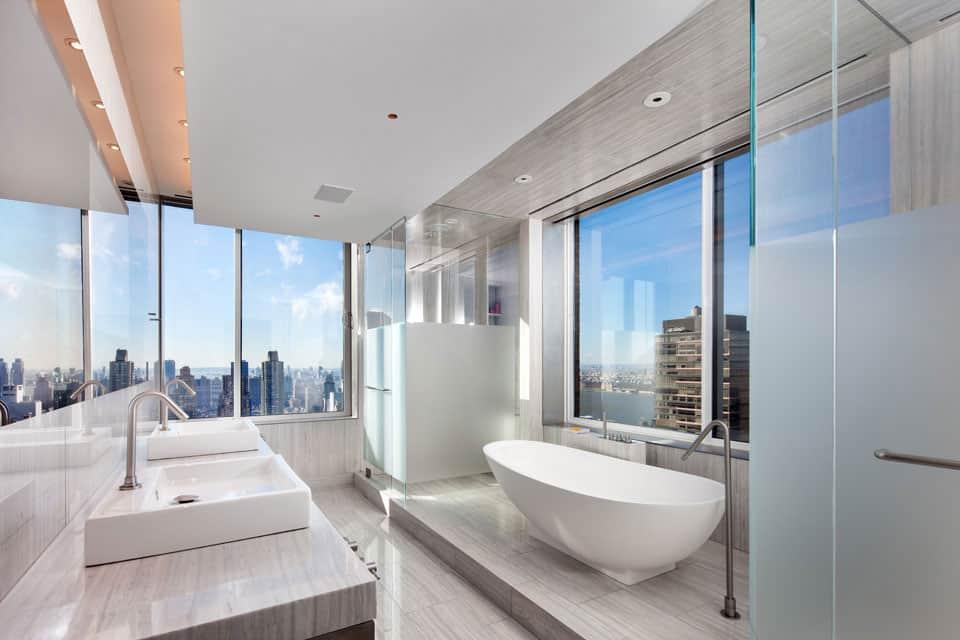 Manhattan Penthouse by Turett Collaborative Architecture (11)