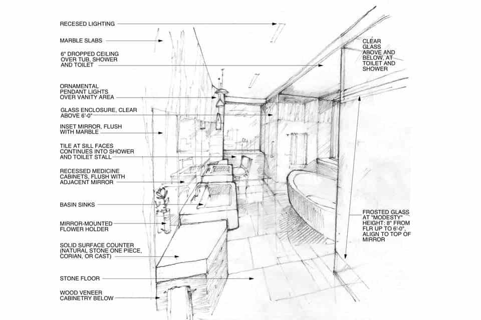 Manhattan Penthouse by Turett Collaborative Architecture (16)