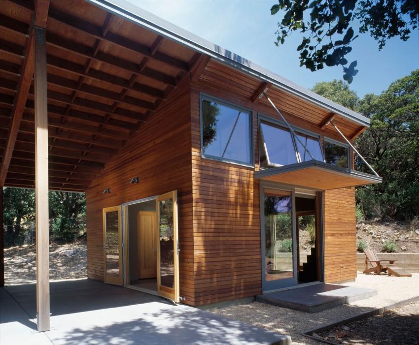 Manzanita House by Klopf Architecture (3)
