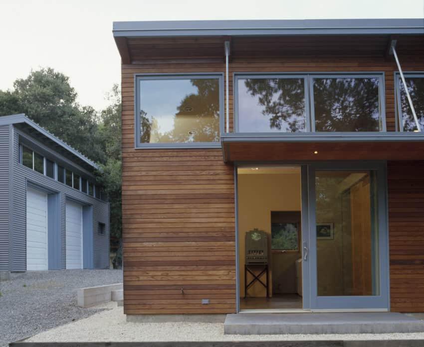 Manzanita House by Klopf Architecture (4)