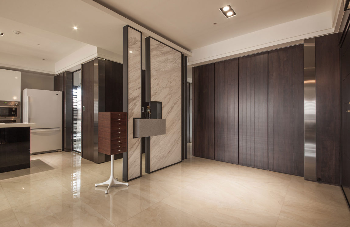Minimalist loft by oliver interior design 7