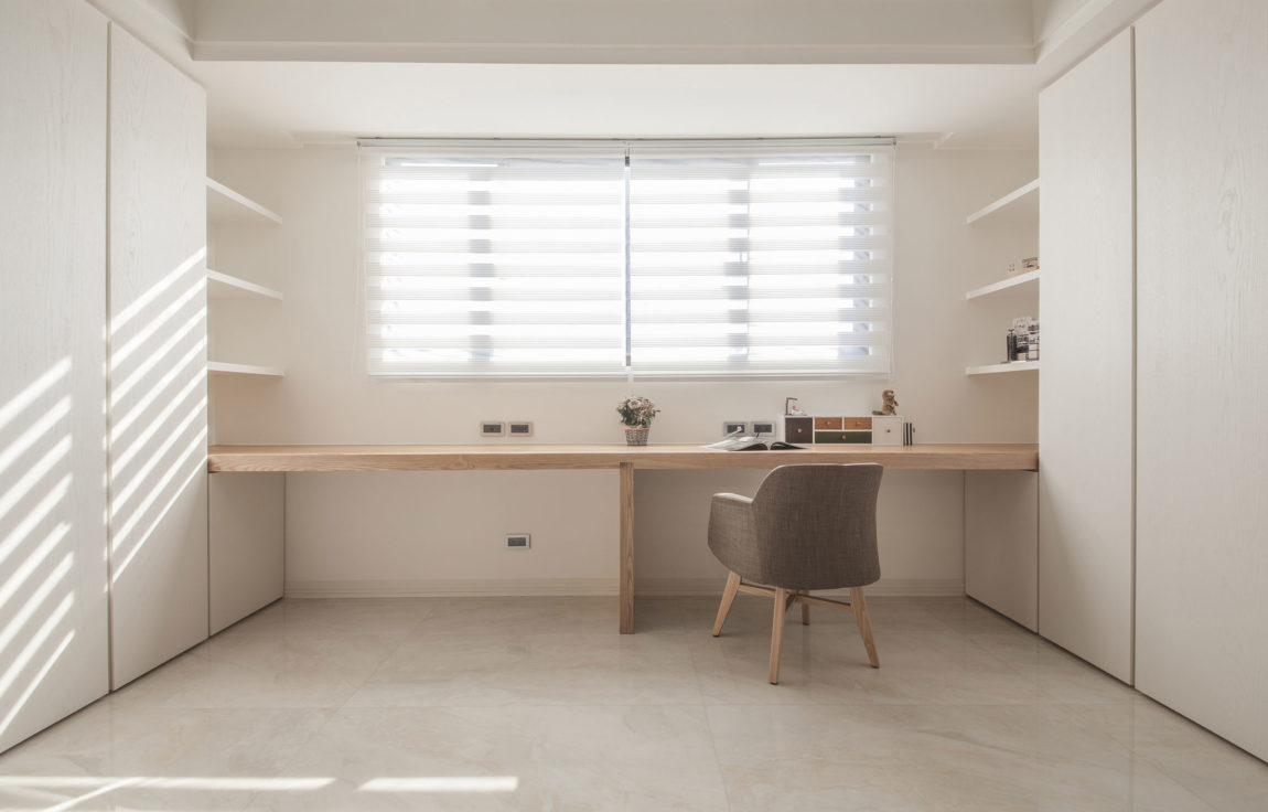 Minimalist loft by oliver interior design 12