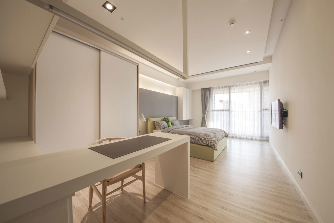 Minimalist loft by oliver interior design 23