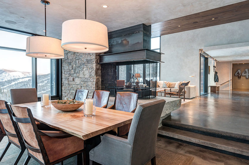 View In Gallery Mountain Modern By Pearson Design Group (9)