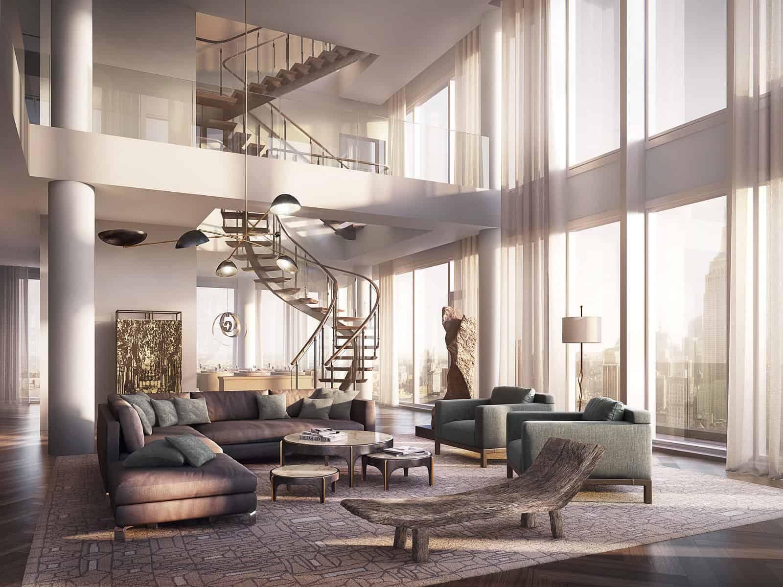 billionaire rupert murdoch s new pad in new york city