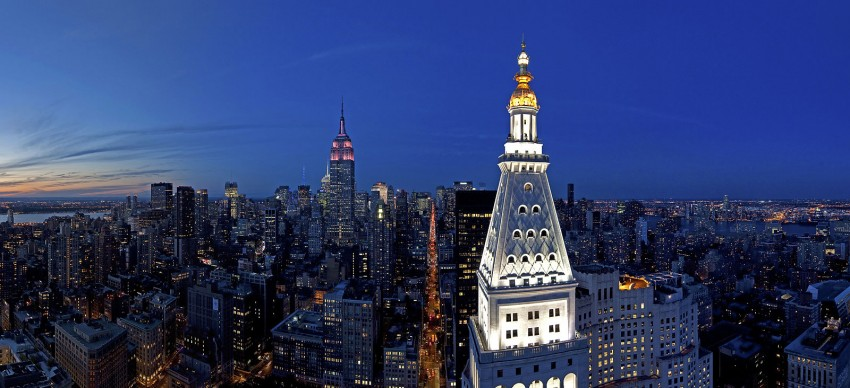 Billionaire Rupert Murdoch's New Pad in New York City (8)