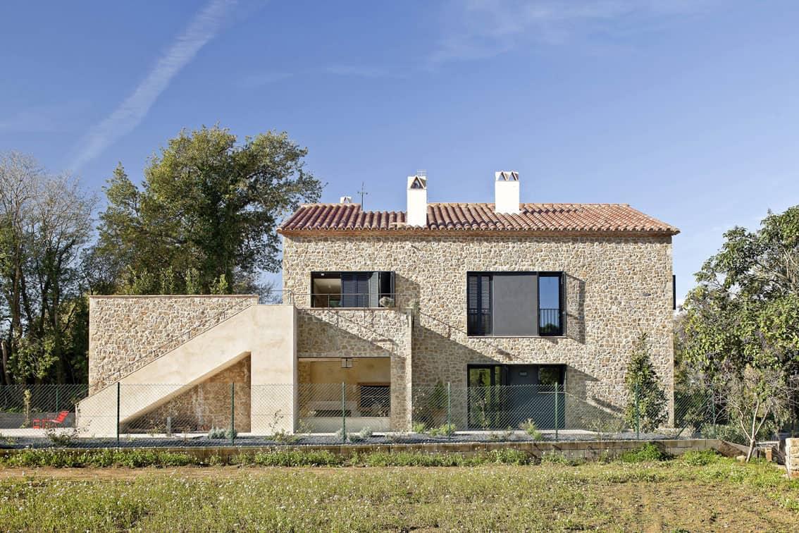 Private House Empordà by Núria Selva Villaronga (2)